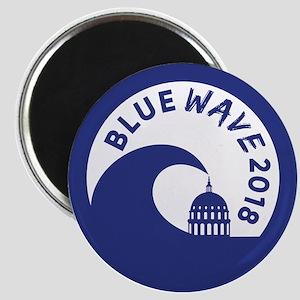 Blue Wave 2018 Midterm Election Magnets