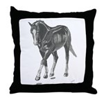 TallyHo Throw Pillow
