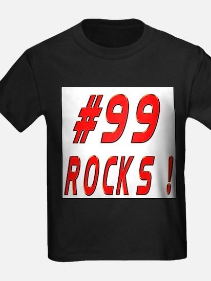 99 Rocks ! Ash Grey T-Shirt
