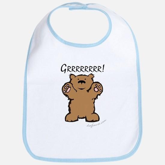 Grrrrrrrr! (Bear) Bib