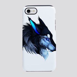 Cool Wolf iPhone 8/7 Tough Case