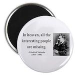 Nietzsche 8 Magnet