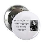 """Nietzsche 8 2.25"""" Button (10 pack)"""