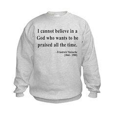 Nietzsche 5 Sweatshirt