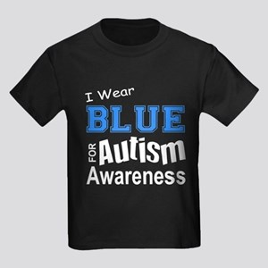 I Wear Blue For Autism T-Shirt