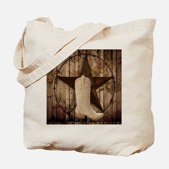 texas western country cowgirl Tote Bag
