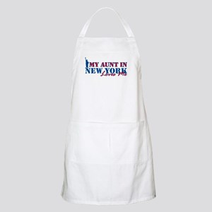 My Aunt in NY BBQ Apron