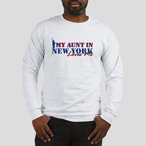 My Aunt in NY Long Sleeve T-Shirt