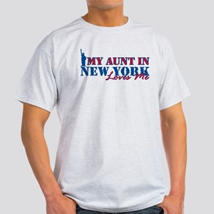 My Aunt in NY Light T-Shirt