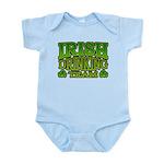 Irish Drinking Team Infant Bodysuit