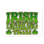 Irish Drinking Team Postcards (Package of 8)