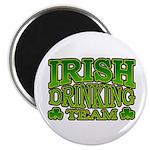 Irish Drinking Team Magnet