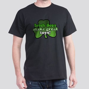 Irish Boys Make Great Toys Dark T-Shirt