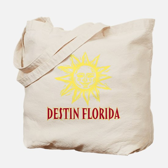 Destin Sun - Tote Bag