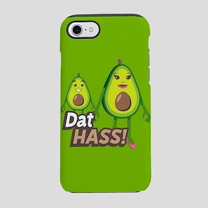 Emoji Avocado Dat Hass iPhone 8/7 Tough Case