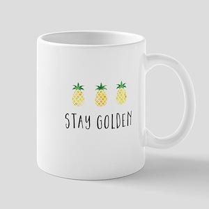 Stay Golden Mugs