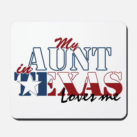 My Aunt in TX Mousepad