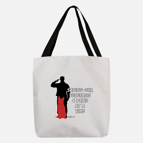Unique Military Polyester Tote Bag