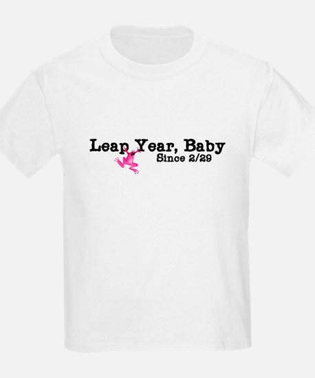 Leap Year, Baby T-Shirt