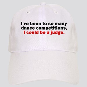 Dance Competition Cap