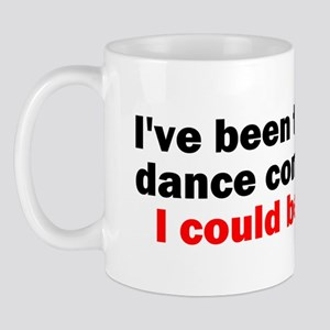 Dance Competition Mug