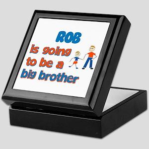 Rob - Going to be a Big Broth Keepsake Box