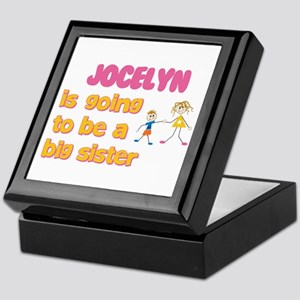 Jocelyn - Going to be a Big S Keepsake Box