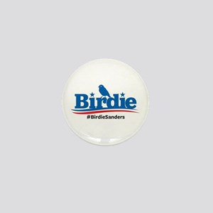 Birdie Sanders Mini Button