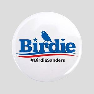 """Birdie Sanders 3.5"""" Button"""