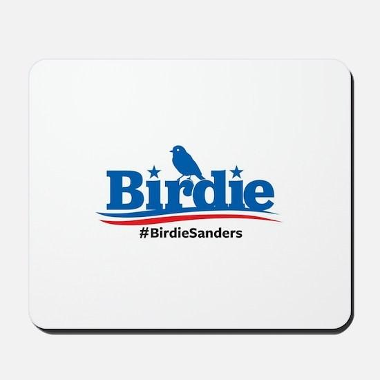 Birdie Sanders Mousepad