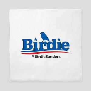 Birdie Sanders Queen Duvet