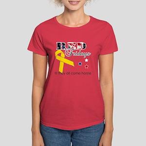 Adrianas Women's Dark T-Shirt