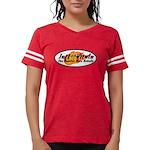 Women's Striped Sleeve T-Shirt