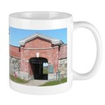 Fort Constitution Mug