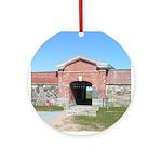 Fort Constitution Keepsake (Round)