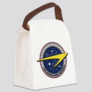 ENTERPRISE Starfleet Canvas Lunch Bag