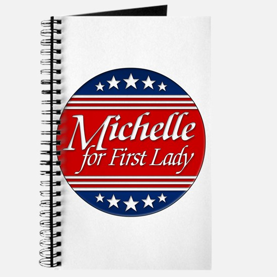 Michelle For 1st Lady Journal