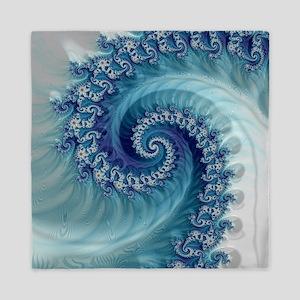 Sound of Seashell Queen Duvet