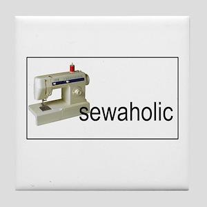 Sewaholic - Sewing Machine Tile Coaster