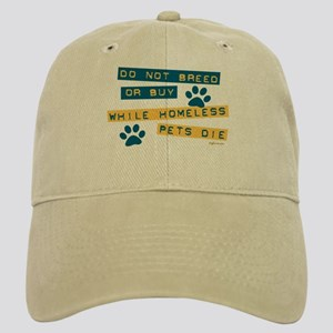 Do Not Breed or Buy Labels Cap