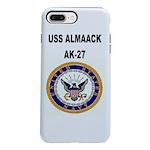 USS ALMAACK iPhone 8/7 Plus Tough Case
