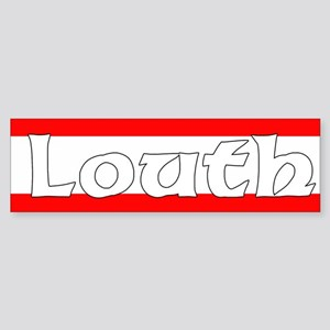 Louth Bumper Sticker