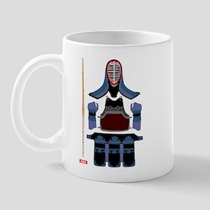 Kendo Protector Mug
