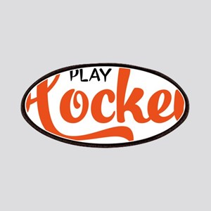 Born to play hockey forced to work Patch