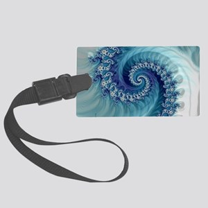 Sound of Seashell Luggage Tag