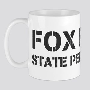 Fox River Mug