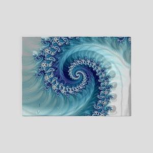 Sound of Seashell 5'x7'Area Rug
