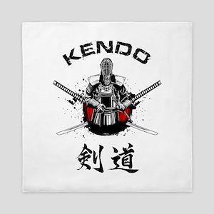 Kendo Warrior Queen Duvet