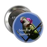 Save the Quakers Button