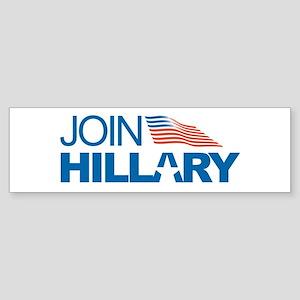 Join Hillary Clinton Bumper Sticker